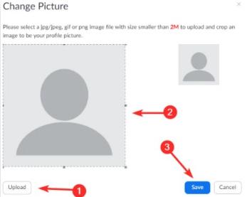 cara hapus profil zoom meeting yang tidak bisa di hapus