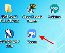 update zoom di laptop