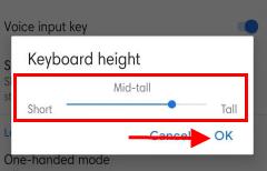 cara mengganti ukutan keyboard gboard