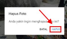 cara menghapus foto sampul di facebook