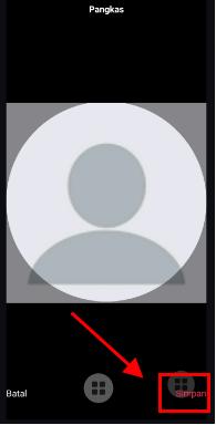 menghapus foto profil tiktok