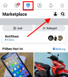 marketplace di facebook