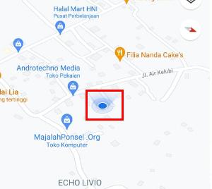 share lokasi di google maps