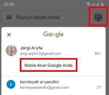 cara mengganti nama email di hp,cara mengganti nama email akun google